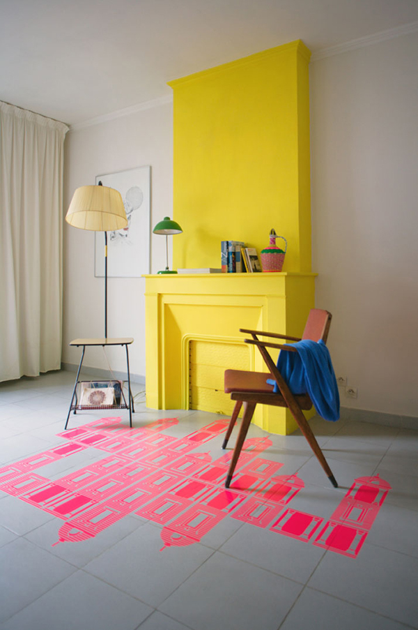 color trend yellow the new neatural la la lovely. Black Bedroom Furniture Sets. Home Design Ideas