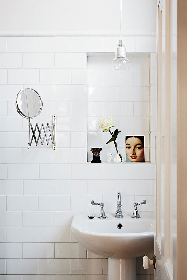 bathroom love | La La Lovely
