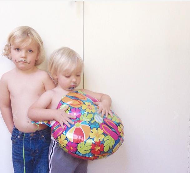 liam brave age 4