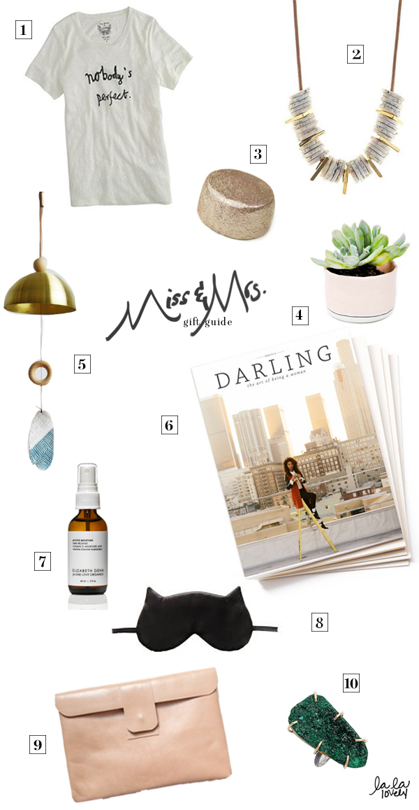 miss + mrs gift guide_ la la lovely