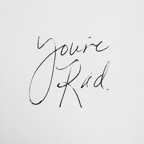 you're-rad