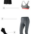wear / running
