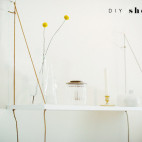 DIY : Hanging Shelf