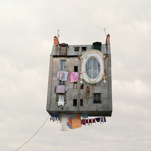 flying-houses-1. via la la lovelyjpg