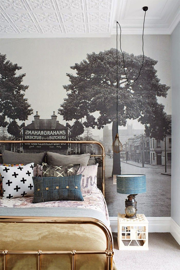 Brass #bed