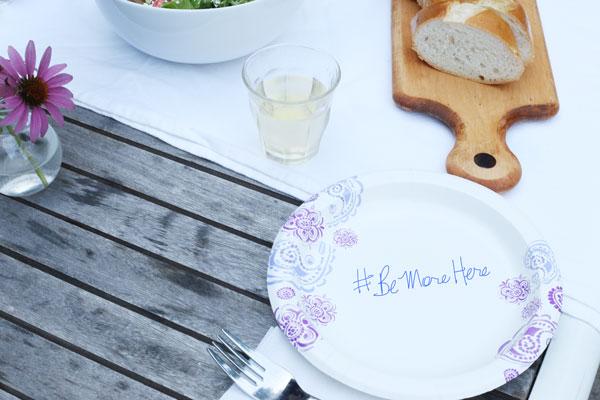 #BeMoreHere | La La Lovely Blog