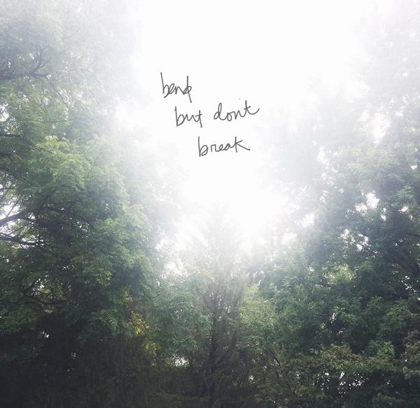 Bend But Don't Break | La La Lovely Blog