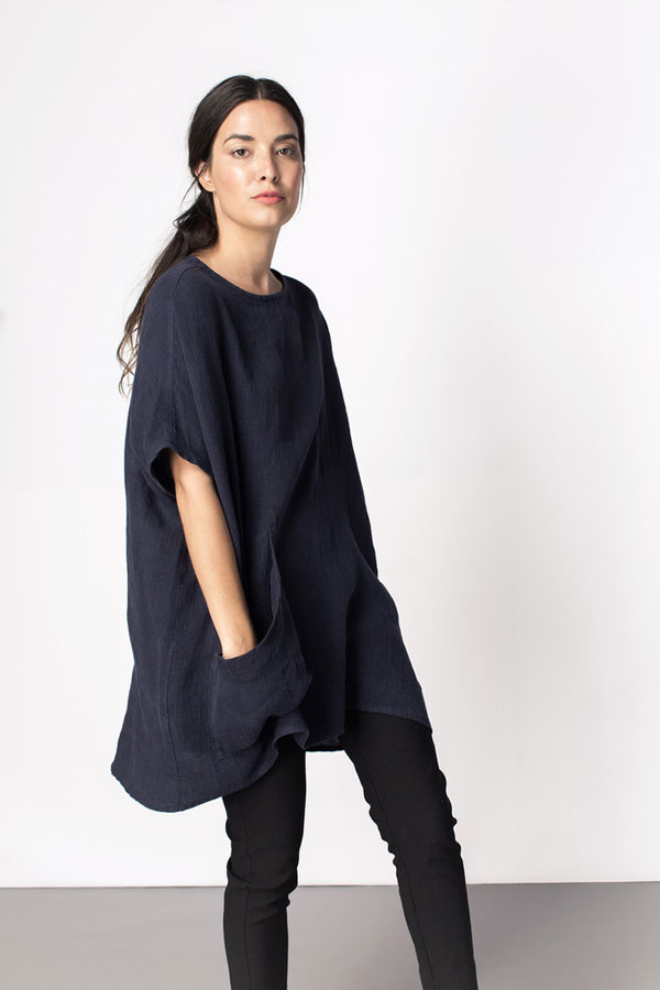 La La Loving ELIZABETH SUZANN Tunic.  Love the #pockets