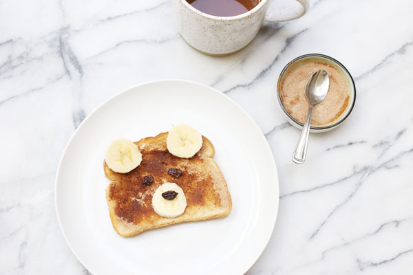fave cinnamon toast | la la lovely blog