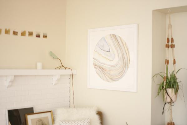 Pretty Artwork | La La Lovely Blog