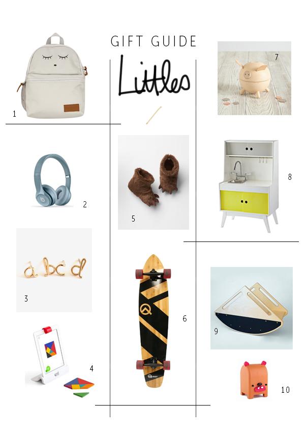 Littles Gift Guide 2015 | La La Lovely