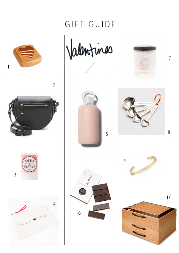 Valentines Gift Guide | La La Lovely