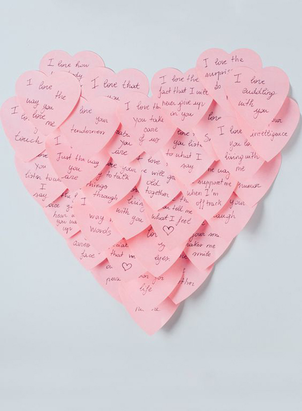 La La Loving Sticky Note Valentines