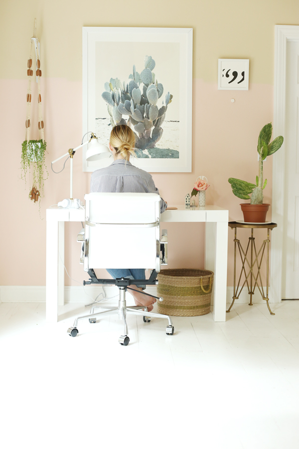 La La Lovely Office Design