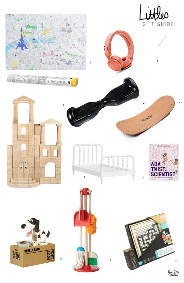 Littles Gift Guide | La La Lovely