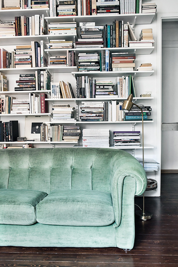 Book Shelf love | La La Loving